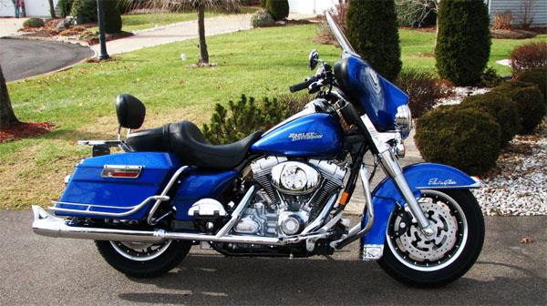 Harley Davidson Wax
